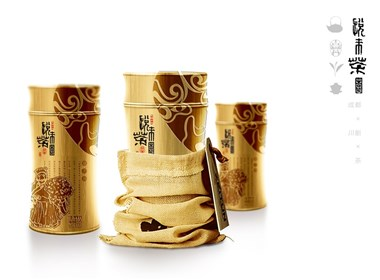 一道设计原创——茶叶/食品品牌VI包装整体设计