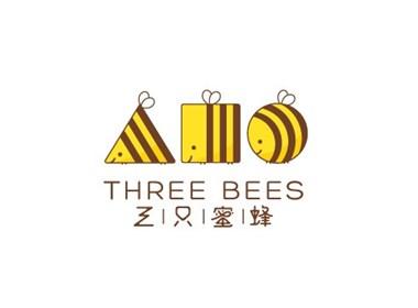三只蜜蜂烘焙品牌形象视觉系统设计