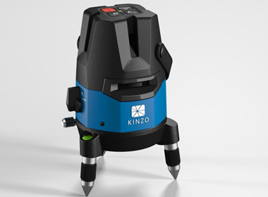 KINZO精湛投线仪工业设计