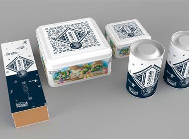 金晟通 云南古法红糖,正昱设计,原创包装设计,古法红糖包装设计