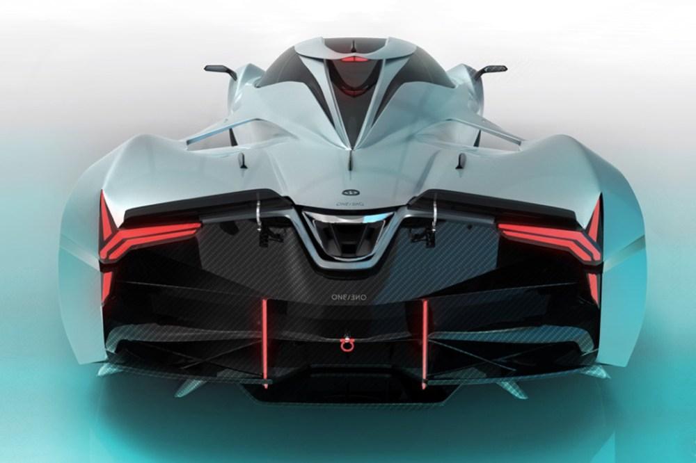 Seligia超级概念汽车