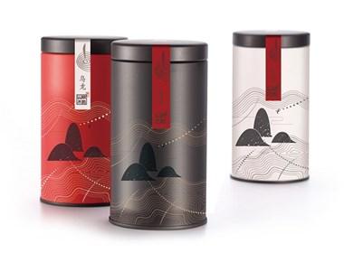 山水常熟 茶品牌文化包装设计
