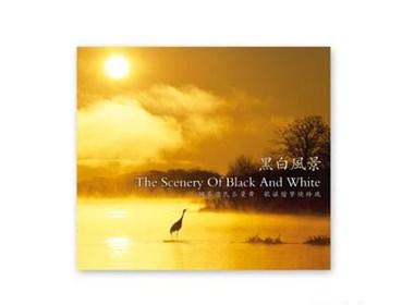 《黑白风景》画册设计欣赏