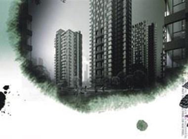 清江山水楼盘平面广告欣赏