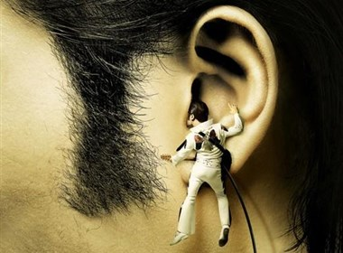 三星耳机海报