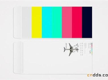 VI设计欣赏 福克斯国际频道