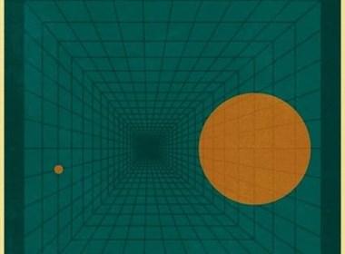 Simon Page设计的2009国际天文年海报