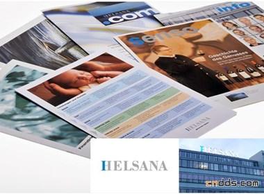 """2010全球品牌重塑奖""""ReBrand 100""""卓越奖"""":Helsana"""