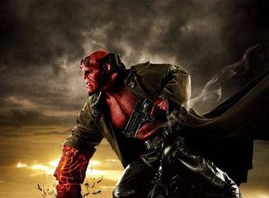 电影《地狱男爵》第二部海报欣赏