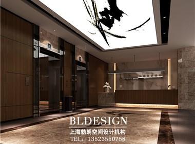 商丘宏鑫投资担保公司高端企业办公室装修设计案例
