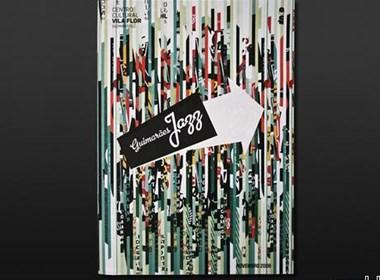 爵士乐杂志设计欣赏