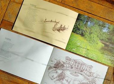 VERTO简约画册设计欣赏