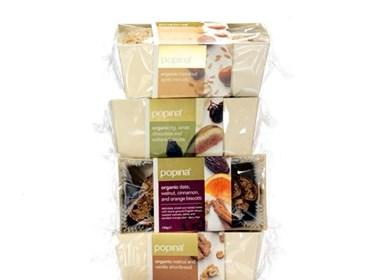 POPINA食品品牌VI设计