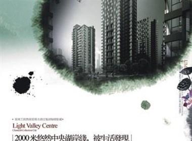 清江山水樓盤平面廣告欣賞