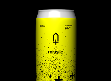 能量饮料品牌VI设计
