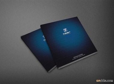 兴业地产画册设计