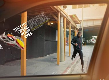 adidas 最新创意广告赏析