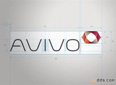 AVIVO品牌VI设计欣赏