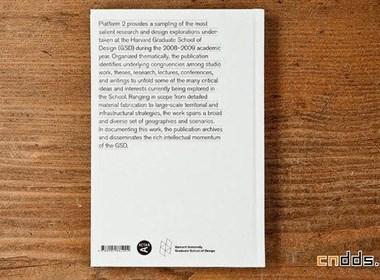 美国Harvard Grad书籍排版设计