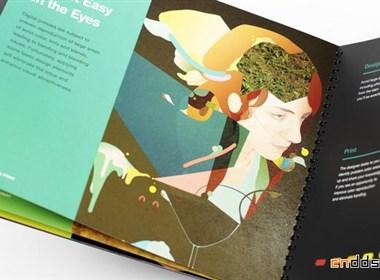Andy Lund 书籍设计