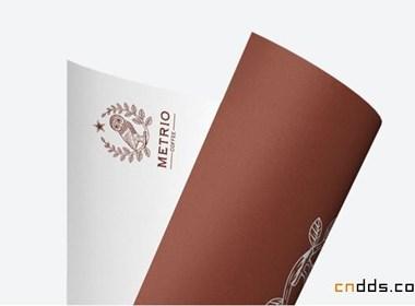 METRIO咖啡品牌设计