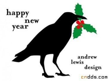 全球各地设计师的2010新年贺卡