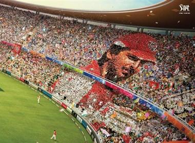 2010印度板球超级联赛海报欣赏