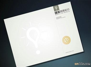 商务彩印VI设计