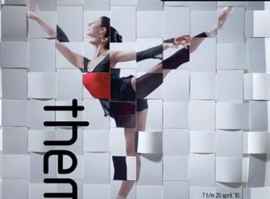 theme+variations芭蕾舞海报欣赏