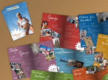 旅游宣传手册设计