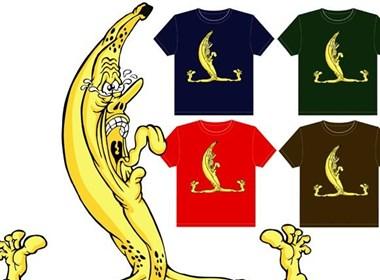 T恤图案设计欣赏
