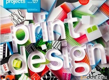 漂亮的国外创意杂志封面设计