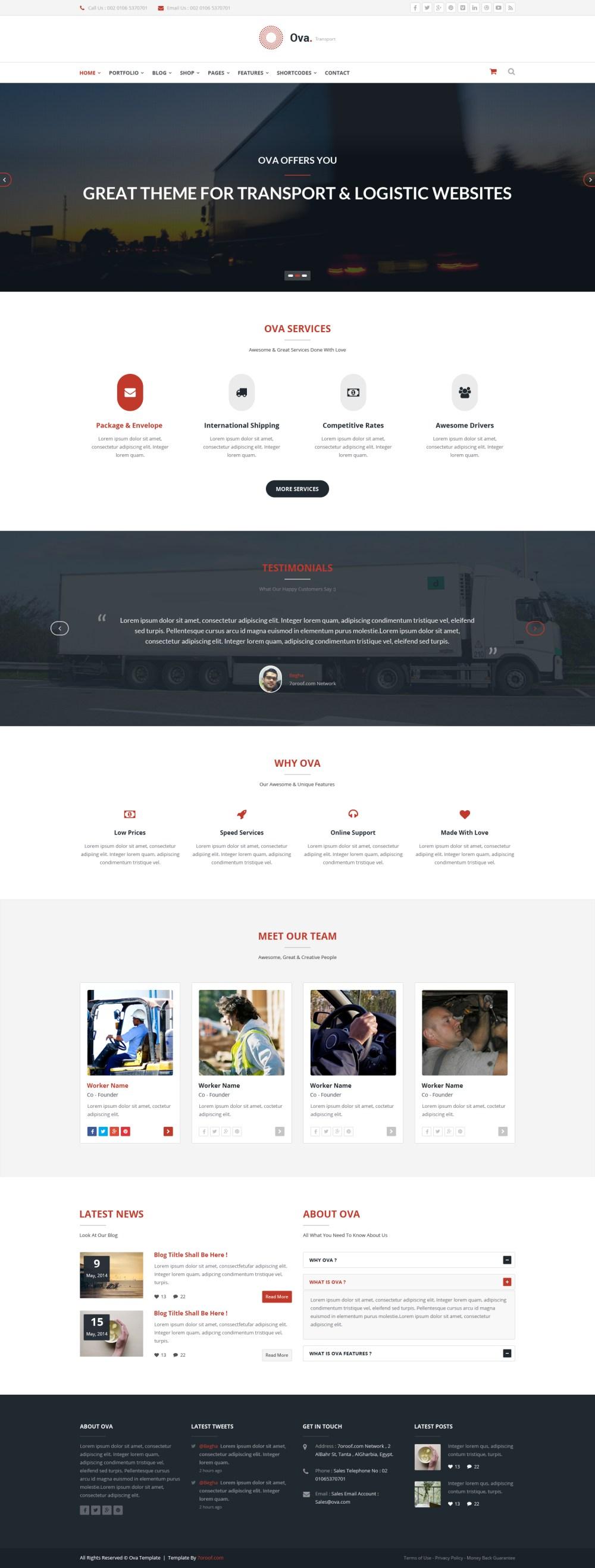 国外网页页面设计欣赏