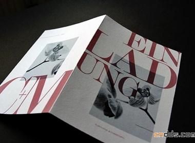 Josef Heigl版式布局设计欣赏