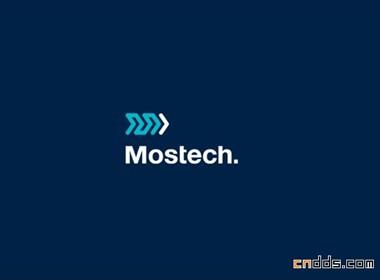 Mostech品牌形象设计