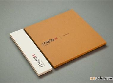 Metex品牌形象设计整套VI