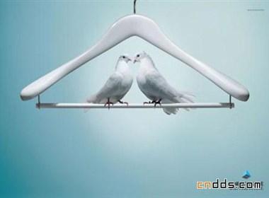 20个情人节主题广告设计欣赏