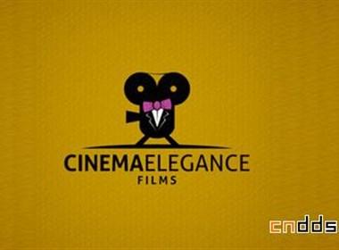 标志设计元素运用实例:电影胶片