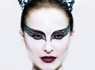 电影海报欣赏:黑天鹅 Black Swan