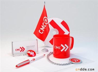 CMC航空公司品牌识别