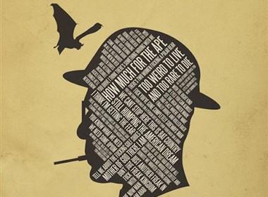Jerod Gibson极简抽象海报设计