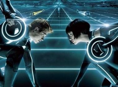 创:战纪(Tron: Legacy)电影海报设计