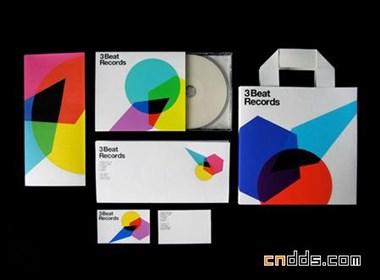 3 Beat Records品牌形象