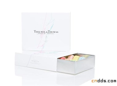 精致的Theurel & Thomas糕点品牌设计
