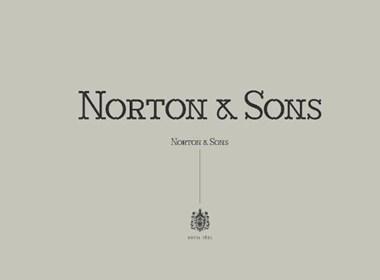 服装品牌NORTON SONS设计欣赏