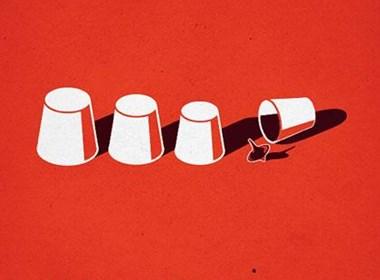 Inception盗梦空间:30张漂亮的海报、图表设计