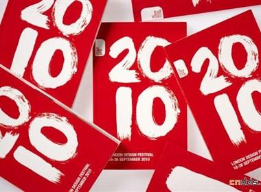 2010伦敦设计节物料设计