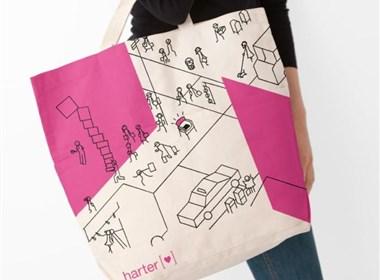 办公椅品牌Harter视觉形象设计