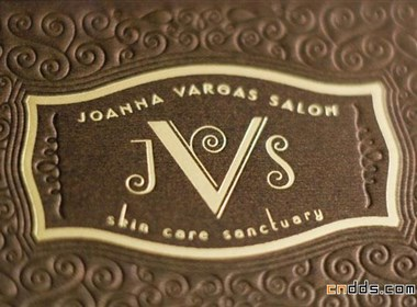 Joanna Vargas 沙龙品牌形象