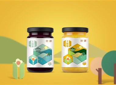 妙臻-蜂蜜包装设计-排沙设计
